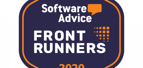 Software Advice Front Runners 2020
